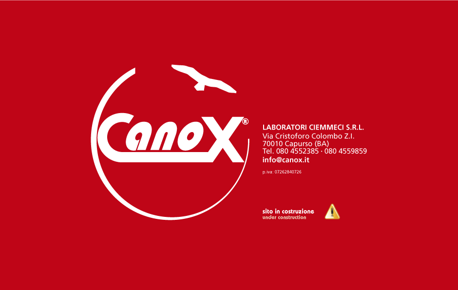 Canox - under construction